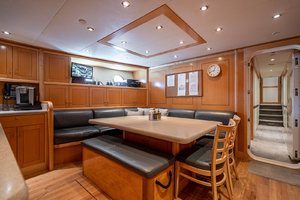 Crew Galley - Lounge