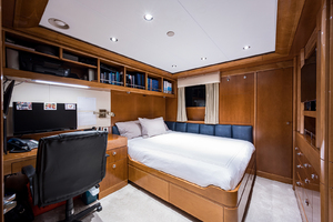 Captain Suite on Bridge