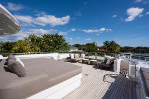Sun Deck, aft lounge