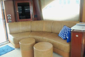52' Sea Ray Sedan Bridge 2005 SalonLookingAftToPort