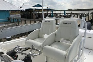 No Name is a Regulator 34CC Yacht For Sale in Daytona Beach--12