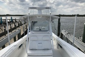 No Name is a Regulator 34CC Yacht For Sale in Daytona Beach--11