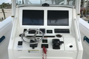 No Name is a Regulator 34CC Yacht For Sale in Daytona Beach--9