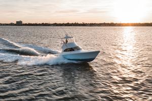 Viking 38 - Starboard Profile