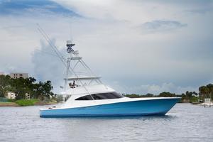 Viking 72 - Starboard Profile