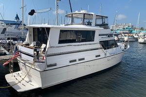 49 49 Motor Yacht 1988  Rhon Da Voux