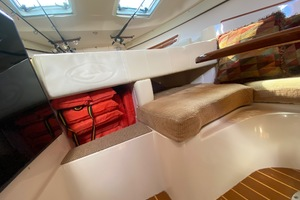 Rock N Rob is a Grady-White 330 Express Yacht For Sale in Atlantic Beach--36