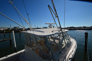Rock N Rob is a Grady-White 330 Express Yacht For Sale in Atlantic Beach--21