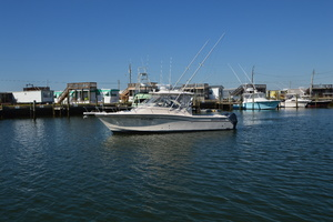 Rock N Rob is a Grady-White 330 Express Yacht For Sale in Atlantic Beach--44