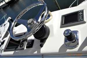 A MODO MIO is a Cabo 40 Express SF Yacht For Sale in North Palm Beach-Tower Control Box, Engine Display, Electronics, Tilt Steering-6