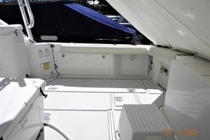 A MODO MIO is a Cabo 40 Express SF Yacht For Sale in North Palm Beach-Cockpit, Transom Door, Sea Dek-26