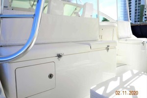A MODO MIO is a Cabo 40 Express SF Yacht For Sale in North Palm Beach-Cockpit Storage-24