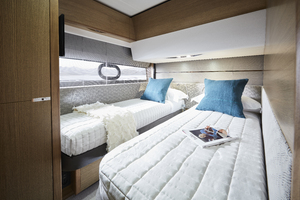 V65 Interior Starboard Cabin