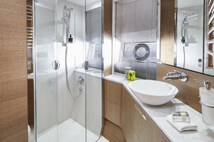 V65 Interior Forward Bathroom