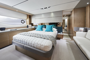 V65 Interior Owners Stateroom