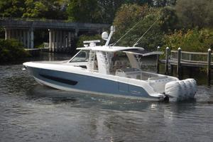 Boston Whaler 42 - Boss Lady - Exterior Profile