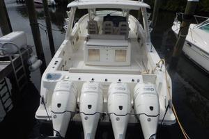 Boston Whaler 42 - Boss Lady - Engines