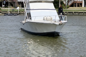 Sueshe is a Albemarle 32 Convertible Yacht For Sale in Kemah--29