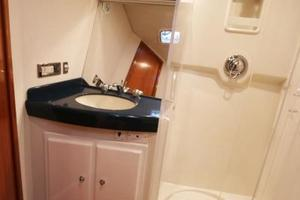 Reel Life is a Cabo 45 Express Yacht For Sale in Panama City Beach-1997 45 Cabo Express Reel Life - Head-15