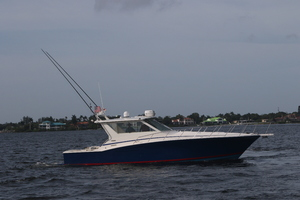 Reel Life is a Cabo 45 Express Yacht For Sale in Panama City Beach-45 Cabo Express-46