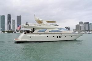 80 Motor Yacht 2001  Enchanted Lady