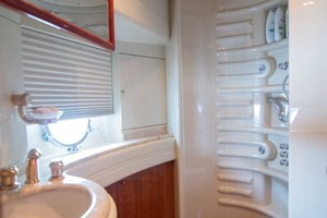 Azimut 80 - Enchanted Lady - Guest Stateroom Head, Starboard