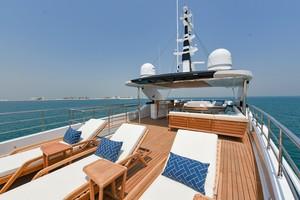MAJESTY 120 is a Majesty Yachts Raised Pilothouse Yacht For Sale-Flybridge-34