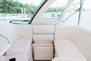 Sea Duction is a Grady-White 37 Express Yacht For Sale in St Petersberg-2013 Grady-White 37 Express - Northern Reign - Upper Seating-12
