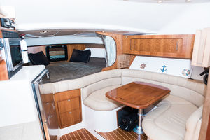Sea Duction is a Grady-White 37 Express Yacht For Sale in St Petersberg-2013 Grady-White 37 Express - Northern Reign - Berth / Dinette-14