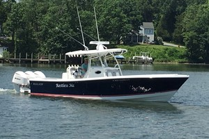 Restless Me is a Regulator 34CC Yacht For Sale in Solomons --3