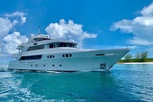 142 Tri-Deck Motor Yacht 2008  Far From It