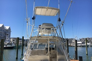 Two Sons is a Albemarle 32 Express Yacht For Sale in Ocean City--17