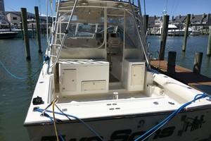 Two Sons is a Albemarle 32 Express Yacht For Sale in Ocean City--16