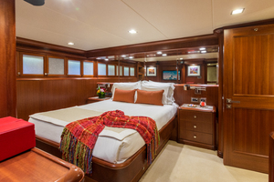 MY AURORA is a Nordhavn  Yacht For Sale in Fort Lauderdale-Queen Guest Stateroom Aft-31