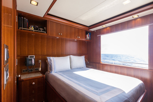 MY AURORA is a Nordhavn  Yacht For Sale in Fort Lauderdale-Captain's quarters-20