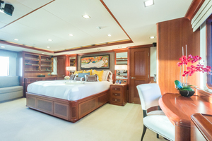 MY AURORA is a Nordhavn  Yacht For Sale in Fort Lauderdale-Master Stateroom-9