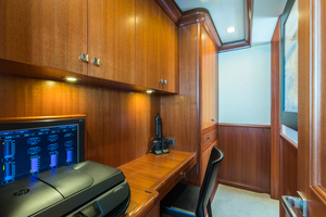 MY AURORA is a Nordhavn  Yacht For Sale in Fort Lauderdale-Captain office-21