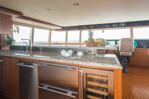 MY AURORA is a Nordhavn  Yacht For Sale in Fort Lauderdale-Upper Skylounge-25