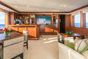 MY AURORA is a Nordhavn  Yacht For Sale in Fort Lauderdale-Skylounge-16