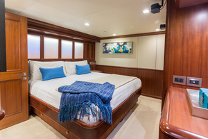 MY AURORA is a Nordhavn  Yacht For Sale in Fort Lauderdale-VIP King Stateroom Port-28