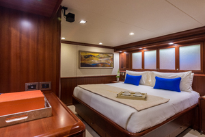 MY AURORA is a Nordhavn  Yacht For Sale in Fort Lauderdale-VIP King Stateroom Stbd-29