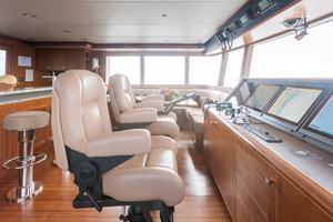 MY AURORA is a Nordhavn  Yacht For Sale in Fort Lauderdale-Upper Skylounge-27