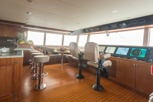 MY AURORA is a Nordhavn  Yacht For Sale in Fort Lauderdale-Upper Skylounge-26