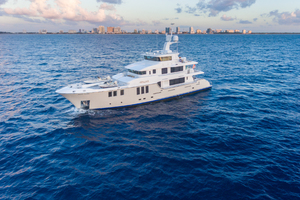 MY AURORA is a Nordhavn  Yacht For Sale in Fort Lauderdale--33