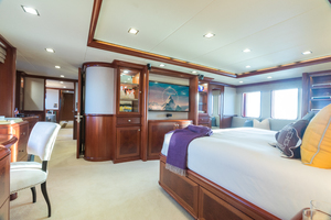 MY AURORA is a Nordhavn  Yacht For Sale in Fort Lauderdale-Master Stateroom-10