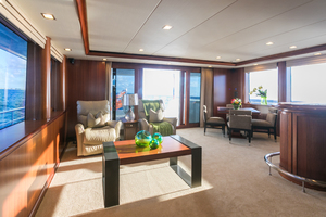 MY AURORA is a Nordhavn  Yacht For Sale in Fort Lauderdale-Skylounge-15
