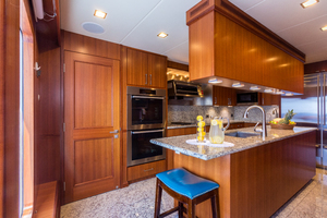 MY AURORA is a Nordhavn  Yacht For Sale in Fort Lauderdale-Galley-13