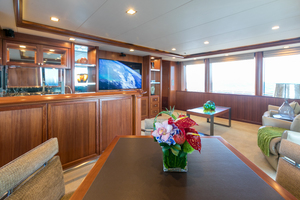 MY AURORA is a Nordhavn  Yacht For Sale in Fort Lauderdale-Skylounge-17