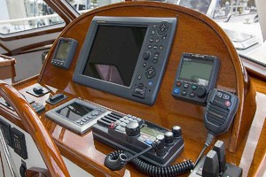 40' Bruckmann Abaco 40 2012 Helm Instruments