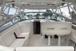 Intrepid 43 - Conched Out - Cuddy Cabin